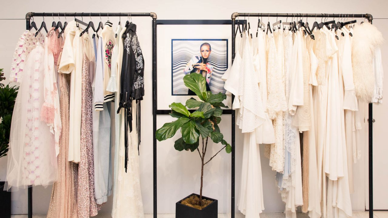 Houghton's Katharine Polk is Leading the Unconventional Bridal Brigade