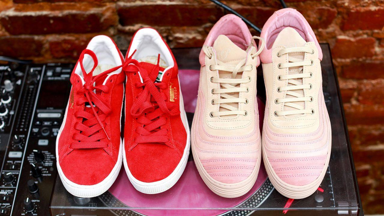 Office-Appropriate Sneakers