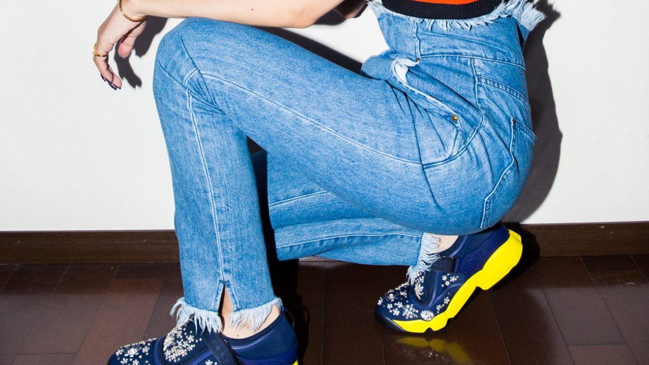 How To Wear Sneakers Like A Fashion Editor