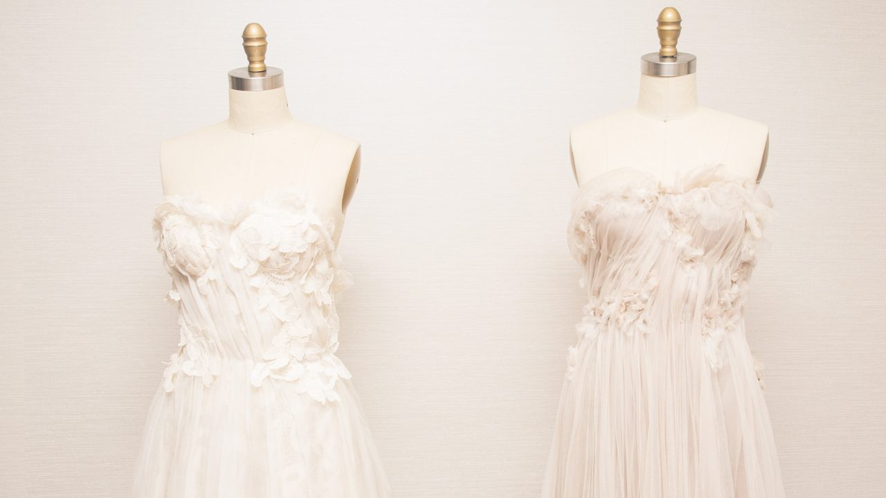 Couture Inspired Wedding Dresses For The Boho Bride