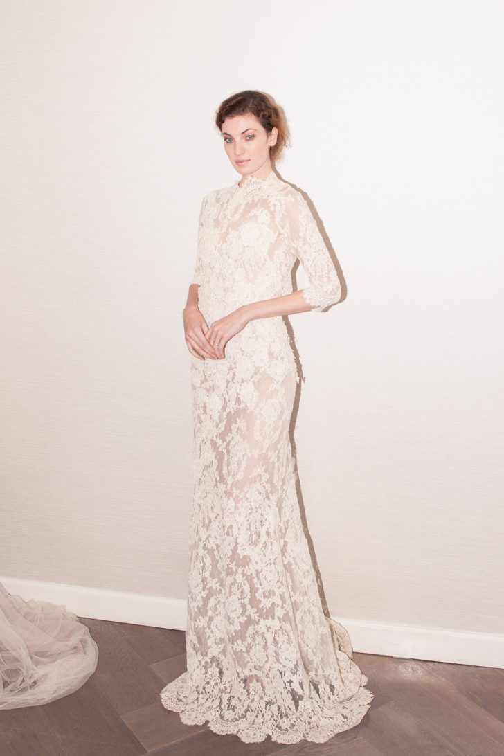 Designer Sam Wells On Her Custom Bridal Line Samuelle Couture - Coveteur
