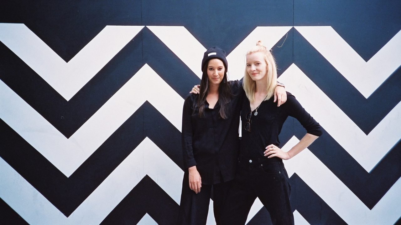 How Two Fashion Designers Do London and Paris
