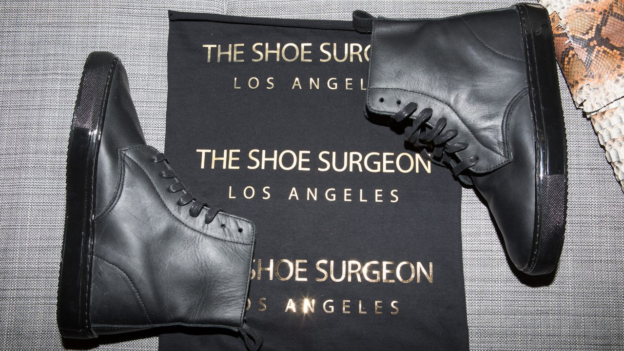 The Shoe Surgeon Talks Customizing Sneakers Coveteur