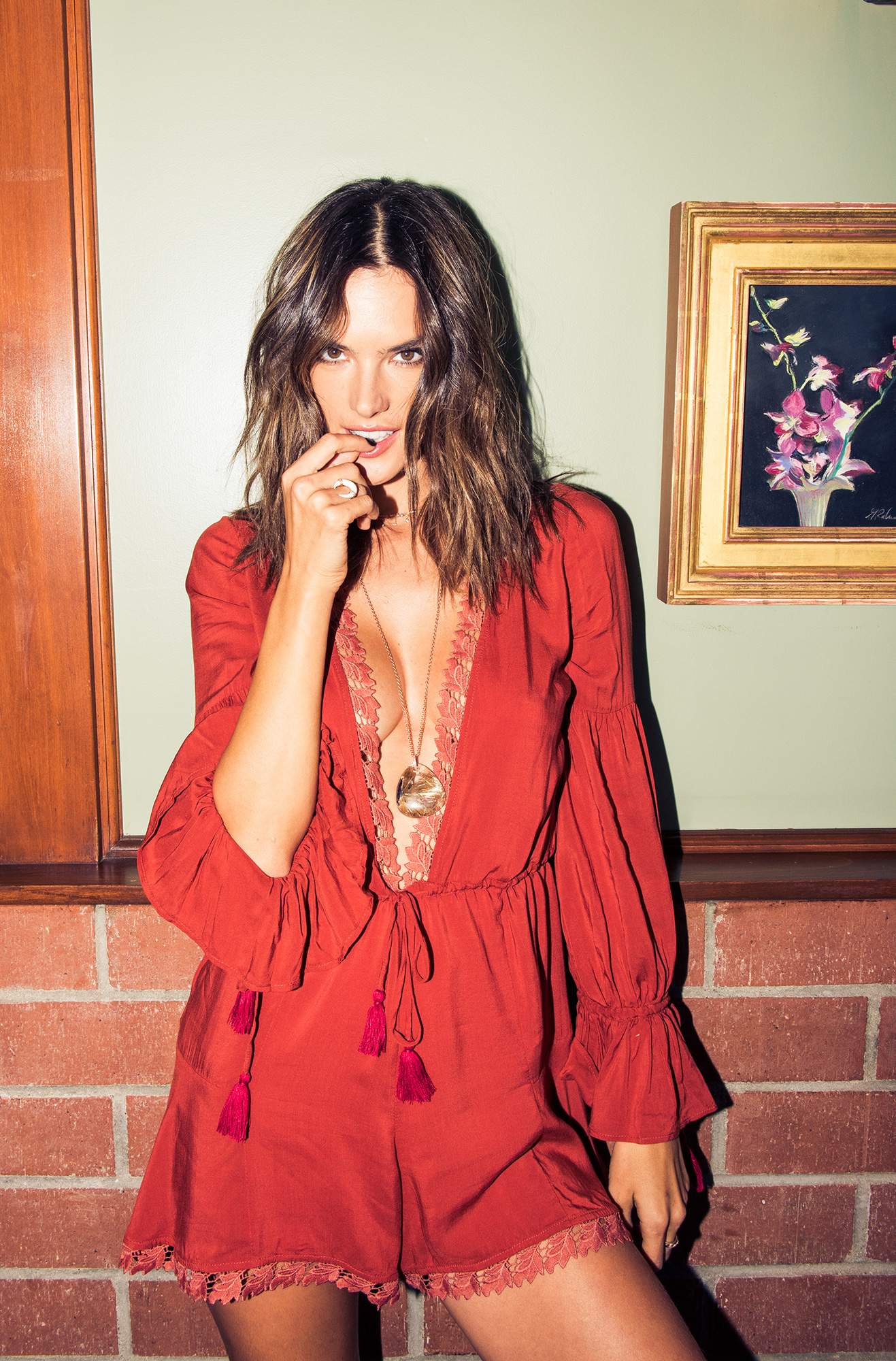 Alessandra Ambrosio S Los Angeles Travel Guide Coveteur