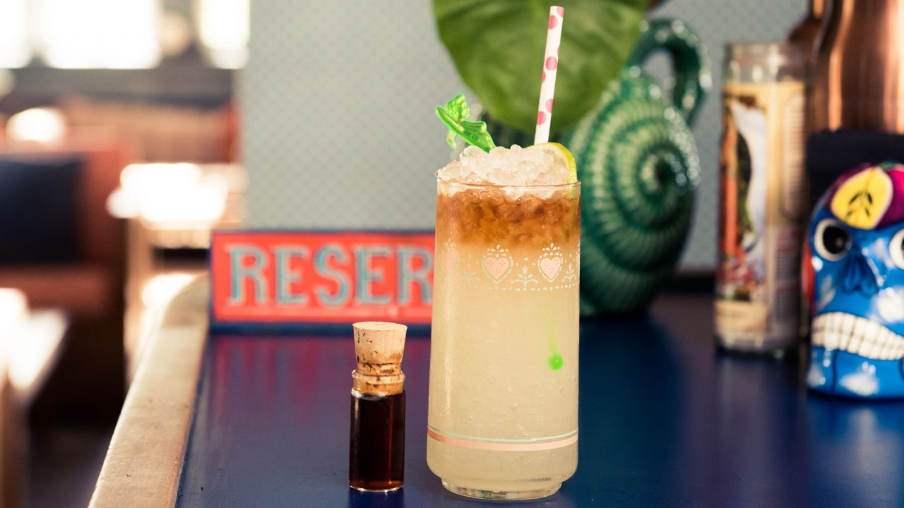 This Cocktail Will Make You Feel Like You're In the Tropics