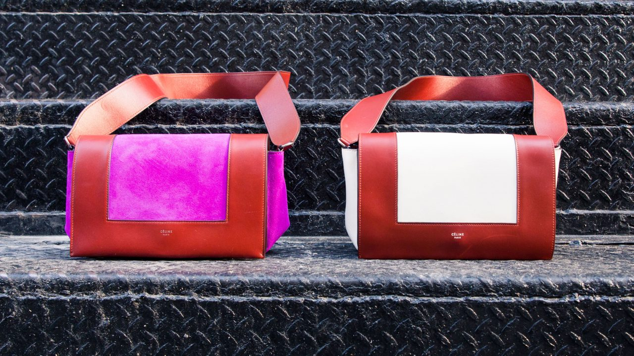 Céline's New Frame Bag is #1 on Our Wish List