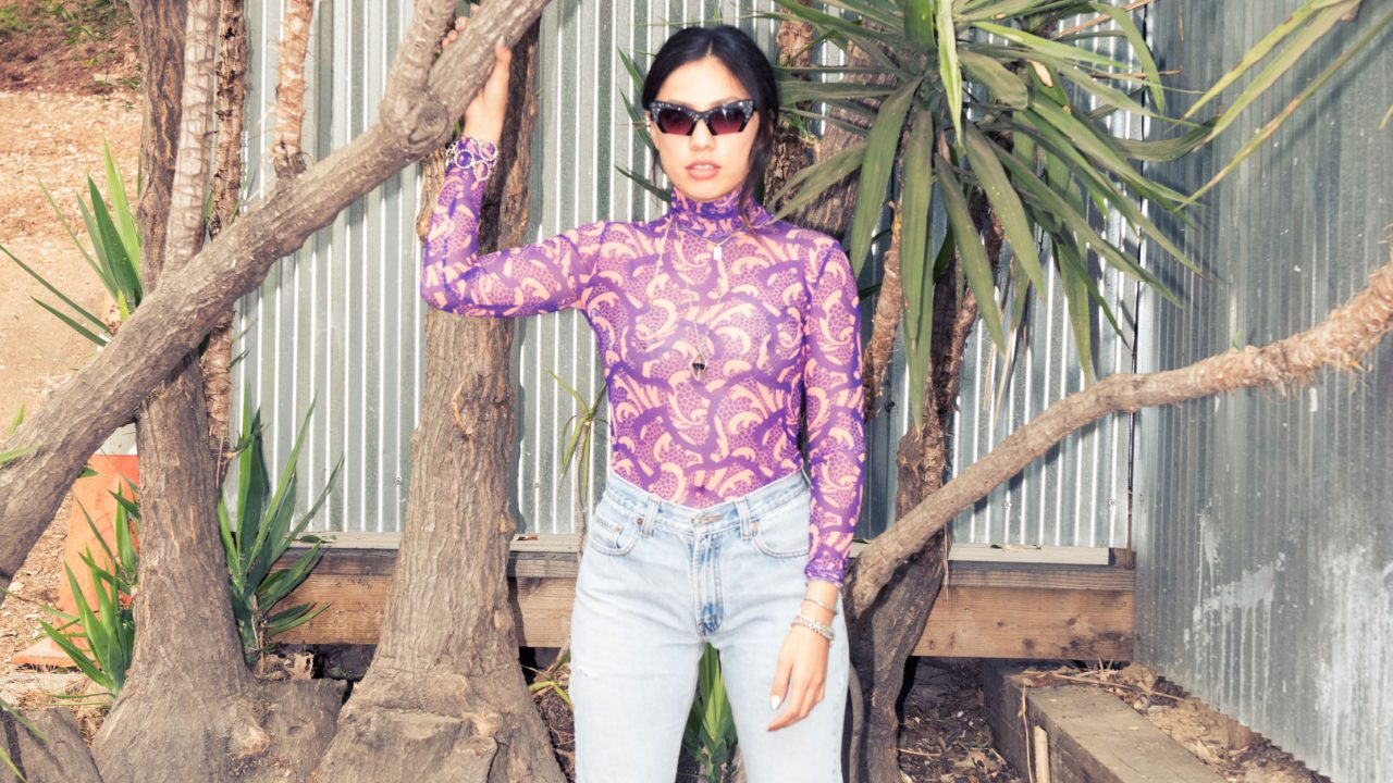 One of Music's Most In-Demand Stylists Let Us Inside Her Closet
