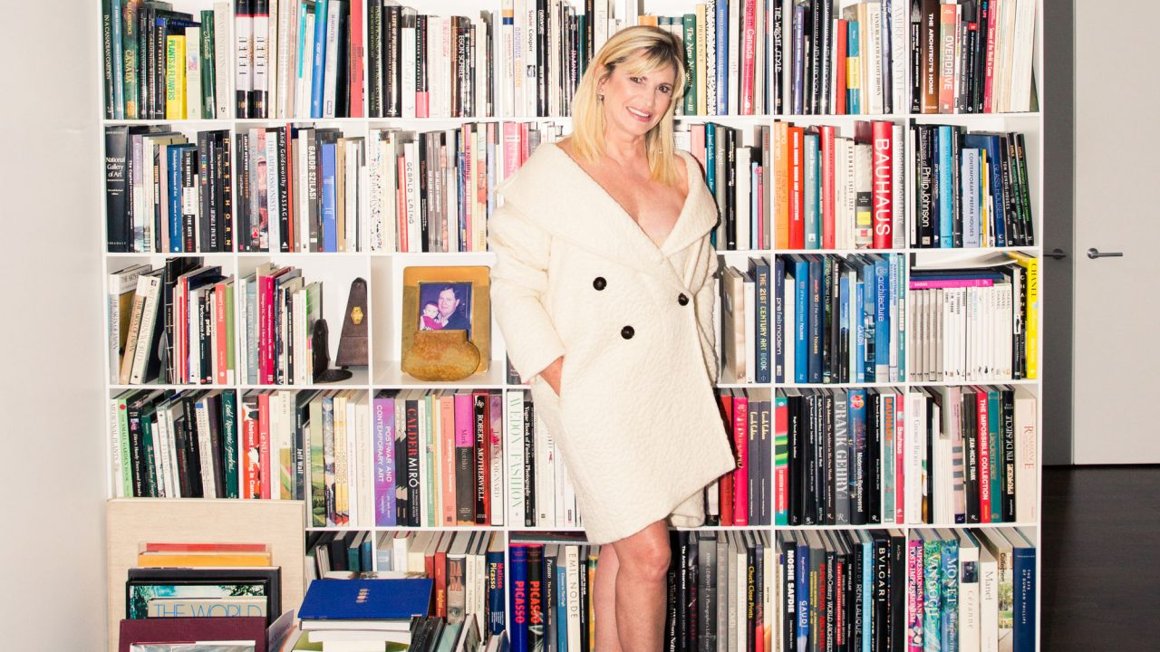 Dr. Tina Alster's Closet Contains a Jaw-Dropping Dior Collection