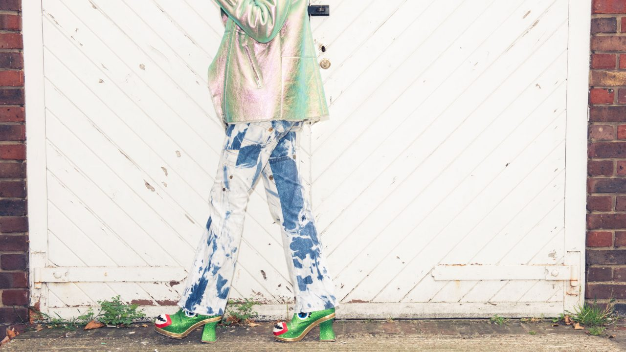 Lola Chatterton's Closet Is Packed with Sparkles, Color, and a Custom Spice Girls Jacket