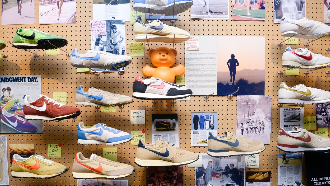 Nike's Secret Archives House Sneakers You've Probably Never Seen Before