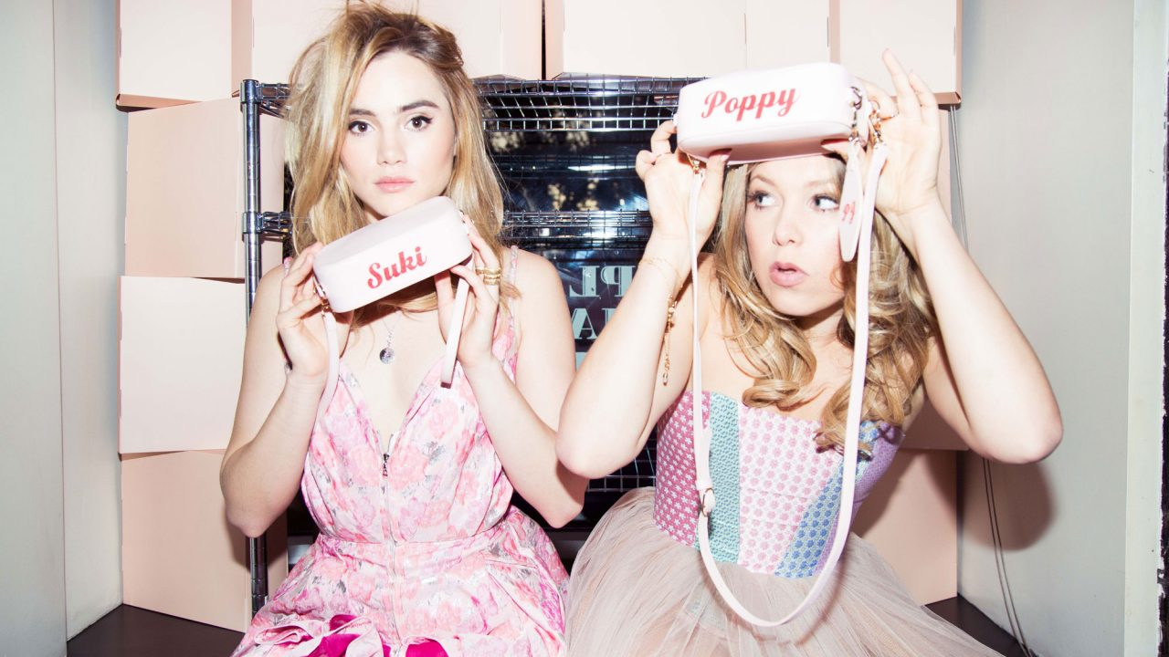 Suki Waterhouse & Best Friend Poppy Jamie Launched a Bag Line & It's Adorable