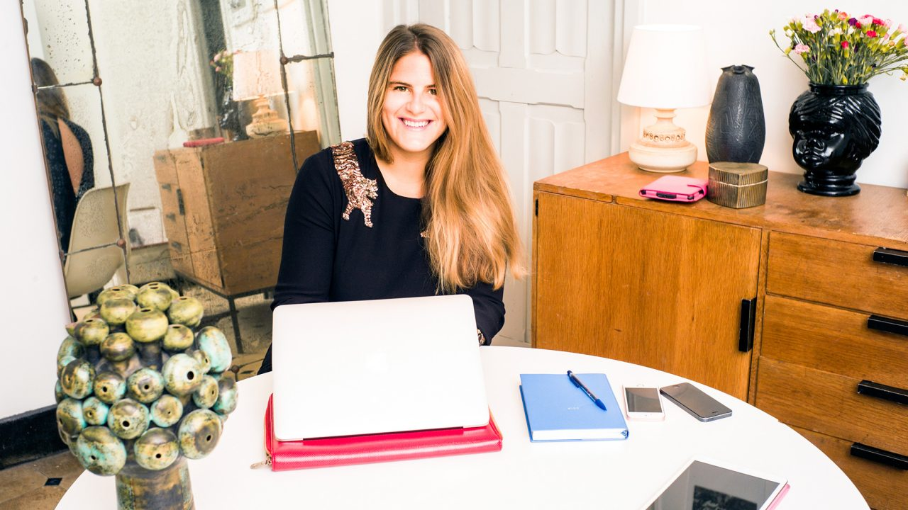 The 28-Year-Old Parisian Who Invented the Google of Fashion