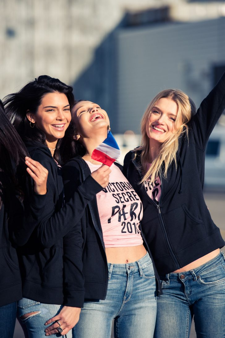06450f8bf4 Flying with the Victoria s Secret Angels - Coveteur