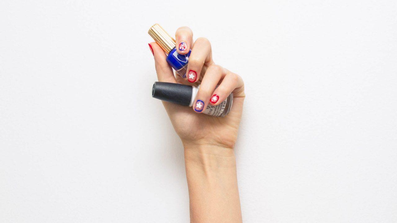 3 Patriotic Nail Designs