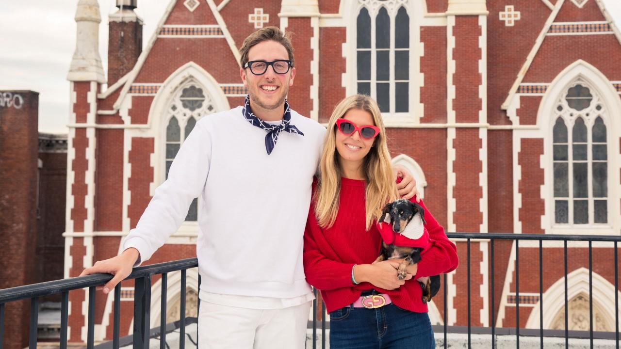 Alan Eckstein & Haley Loewenthal