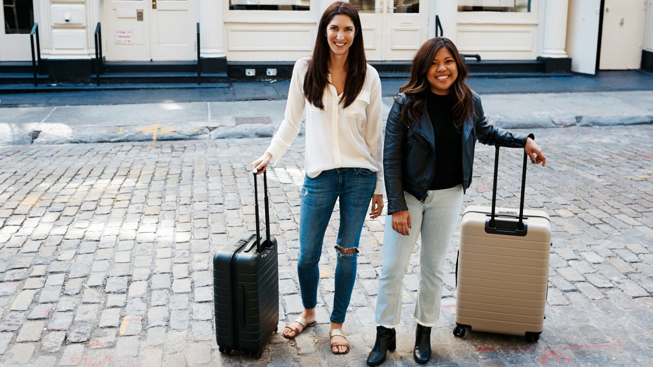 How Away's Founders Created the Perfect Suitcase