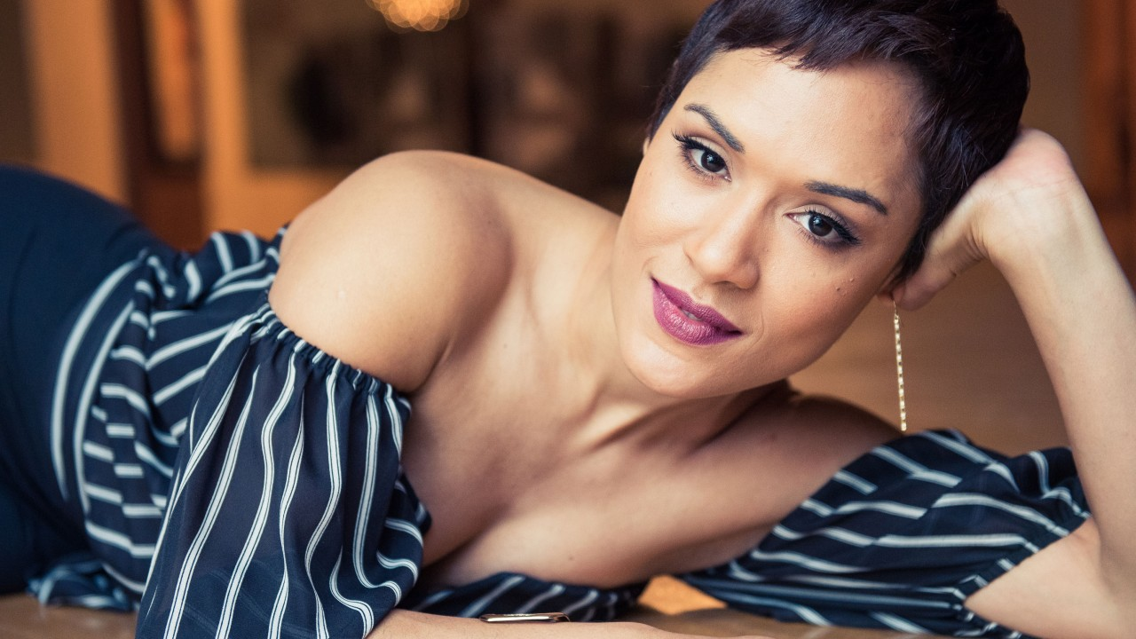 <em>Empire</em> Star Grace Byers