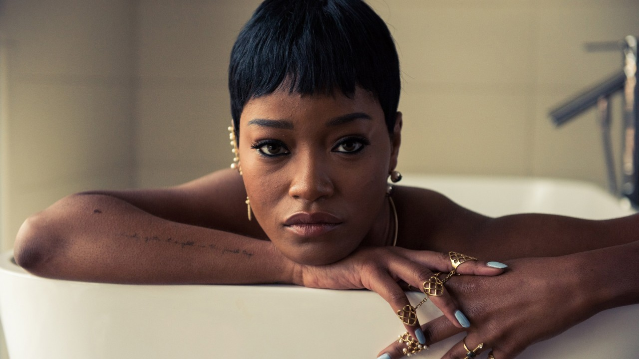 Keke Palmer Loves Drugstore Lashes