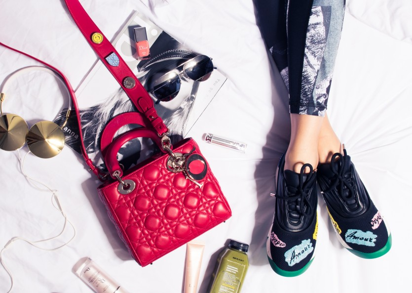 How to Style Dior s New My Lady Dior Bag No Matter Your Style - Coveteur da0fd68c298fb