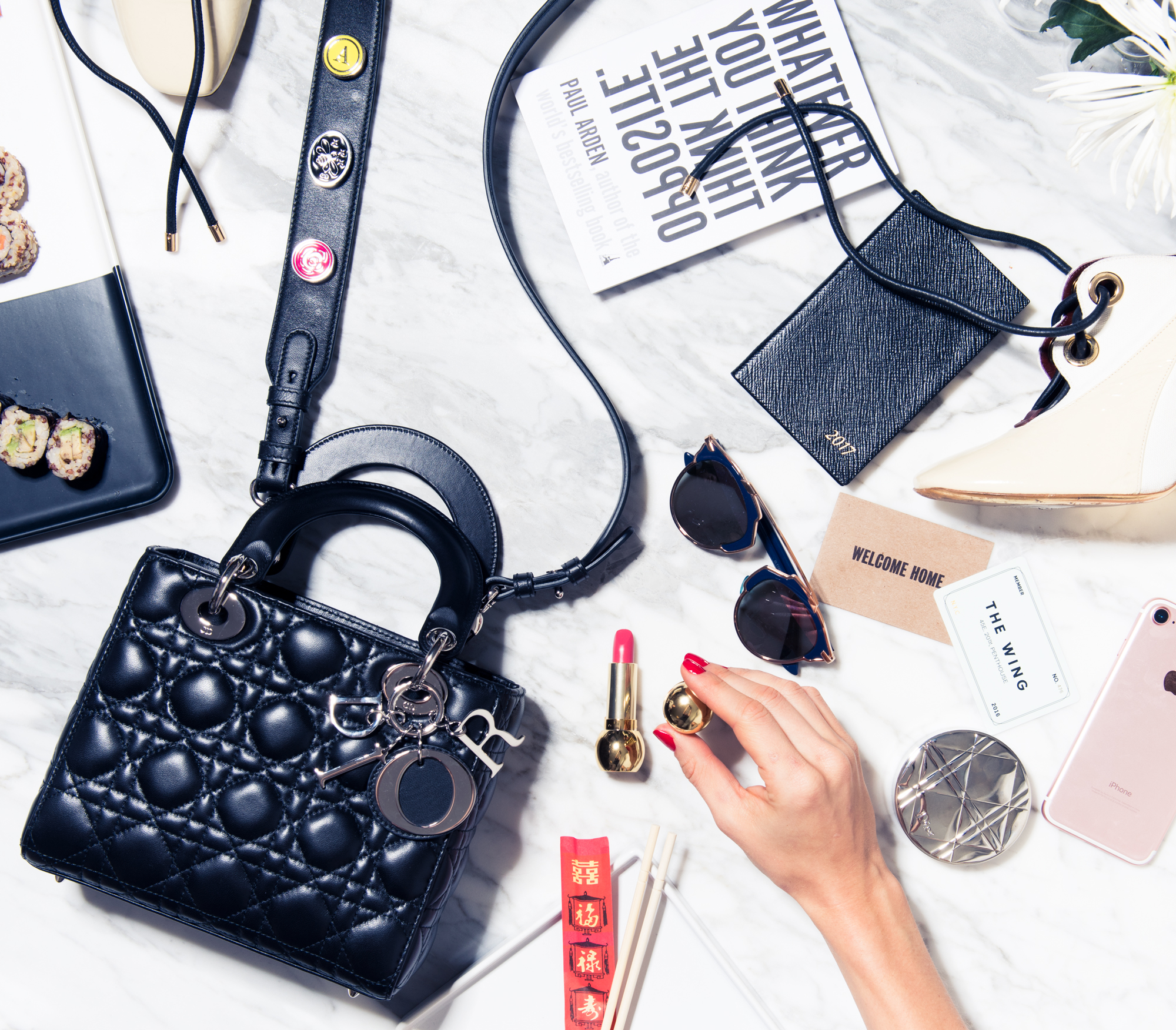 10f4c48dfc6 How to Style Dior's New My Lady Dior Bag No Matter Your Style - Coveteur
