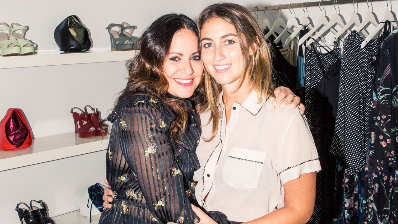 What It's Like to Grow Up with an Iconic Fashion Designer as Your Mom