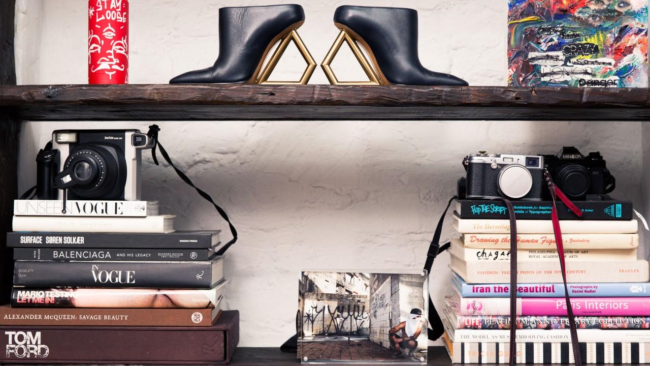 That Time We Explored Nina Tiari's Dior-Filled Closet