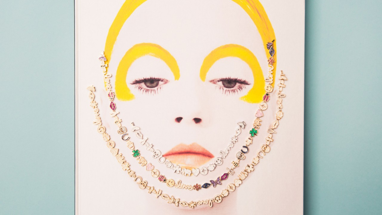 The Story Behind This $19,000 Emoji Necklace