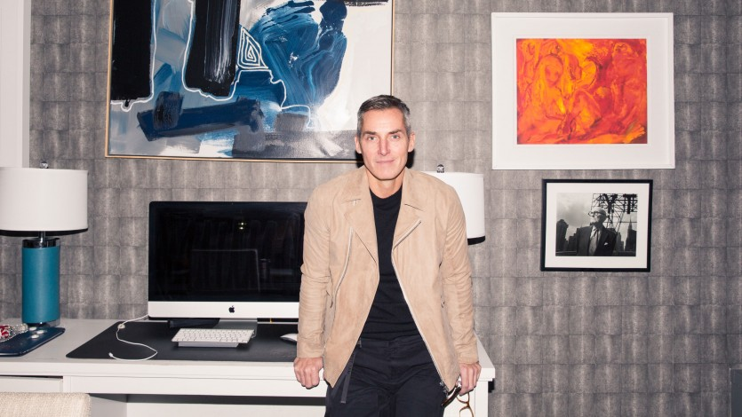 Wilhelmina's CEO Bill Wackermann Talks Being a Model Agent