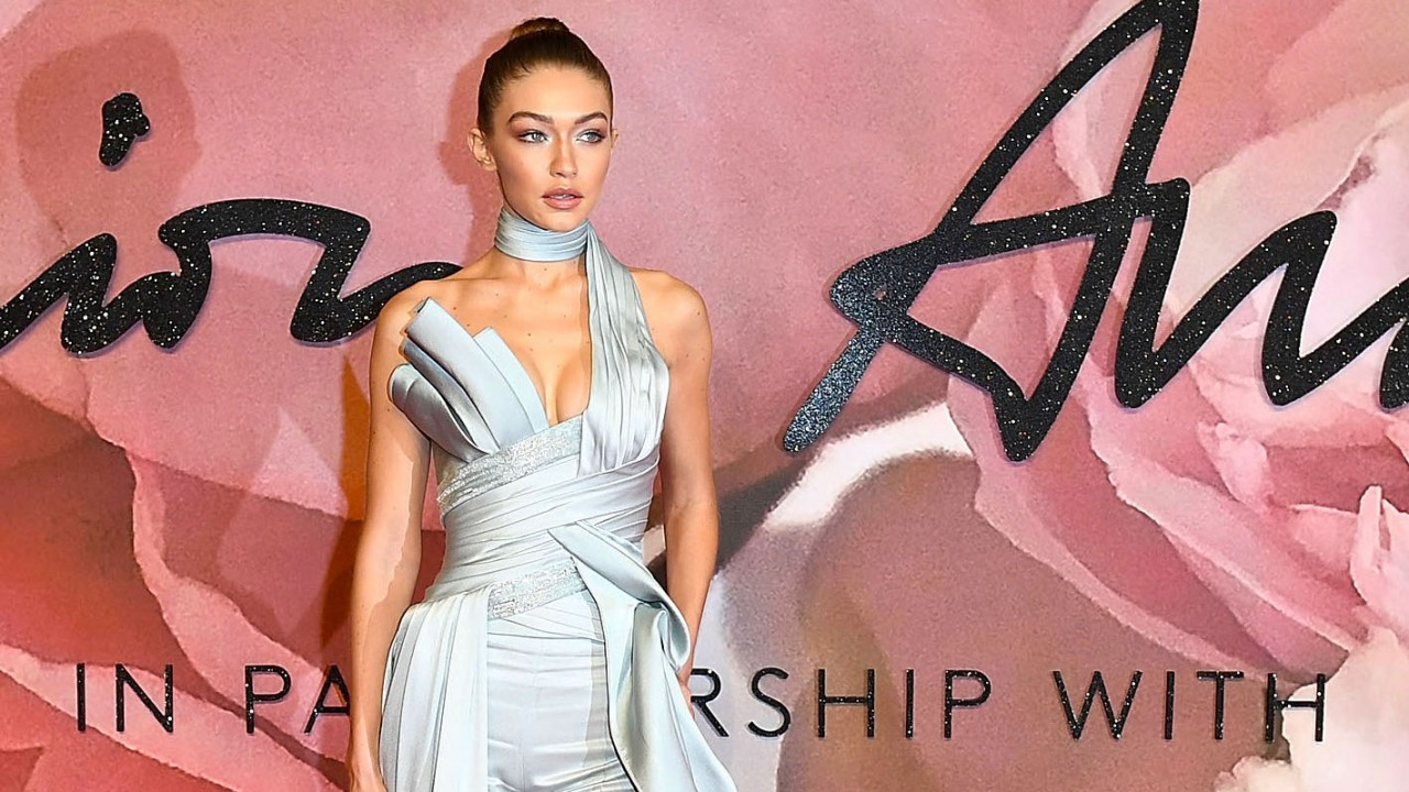 Everything That Happened at the British Fashion Awards