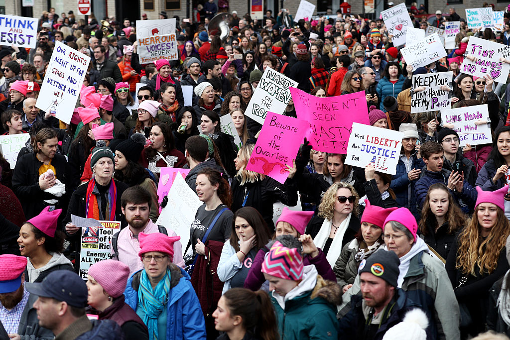 The Founders Of The Women's March React To The Massive Outpouring Of Protesters