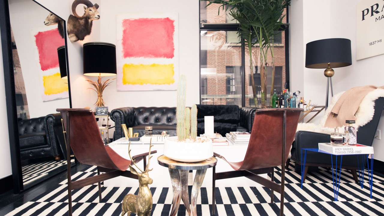 Inside Homepolish CEO Noa Santos's New York City Apartment
