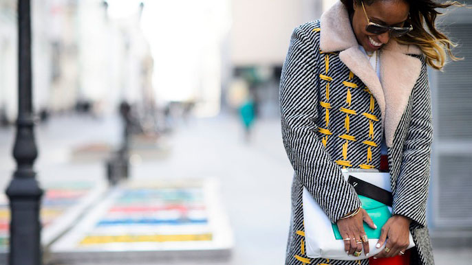 Styling Tricks to Take You from the Office to a Date When It's Cold as Hell Outside