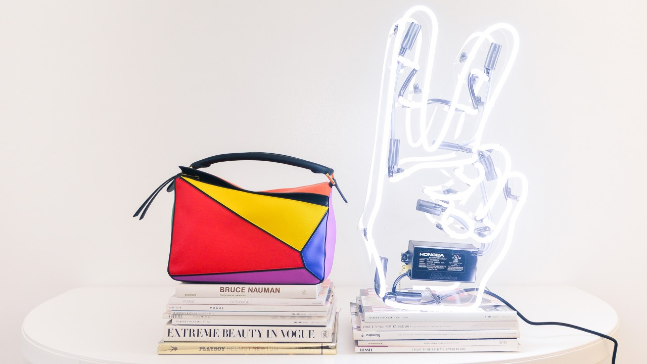 The Loewe Bag I'd Maybe Give Up My Firstborn For