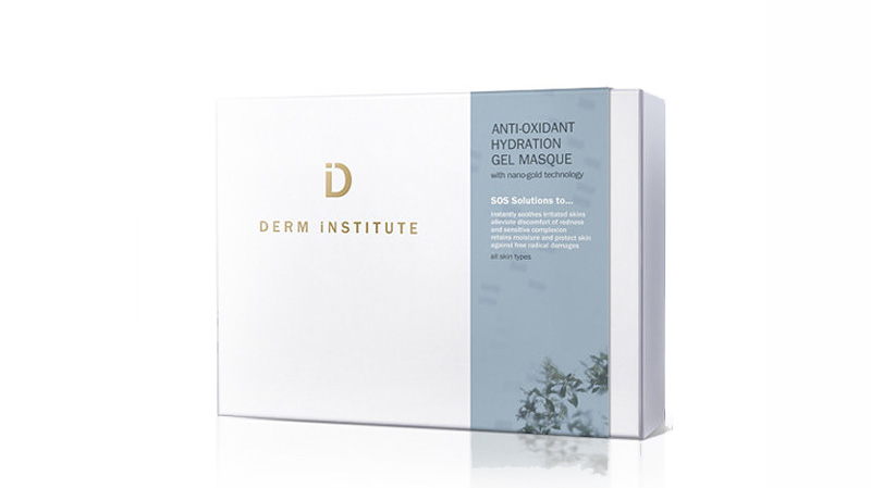 derm institude anti oxidant hydration gel masque