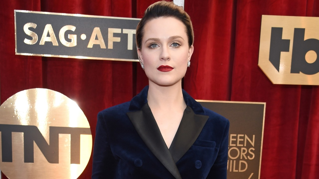 Evan Rachel Wood Is Our Red Carpet Hero
