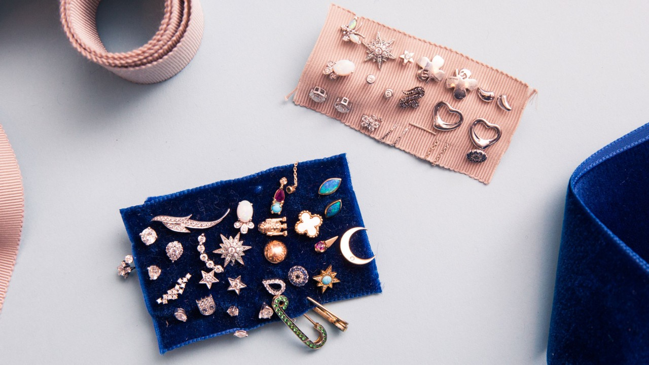 4 Unexpected Ways to Organize Your Jewelry