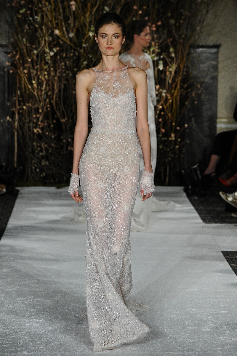 5 Wedding Dress Trends from the Spring/Summer 2017 Bridal Shows ...