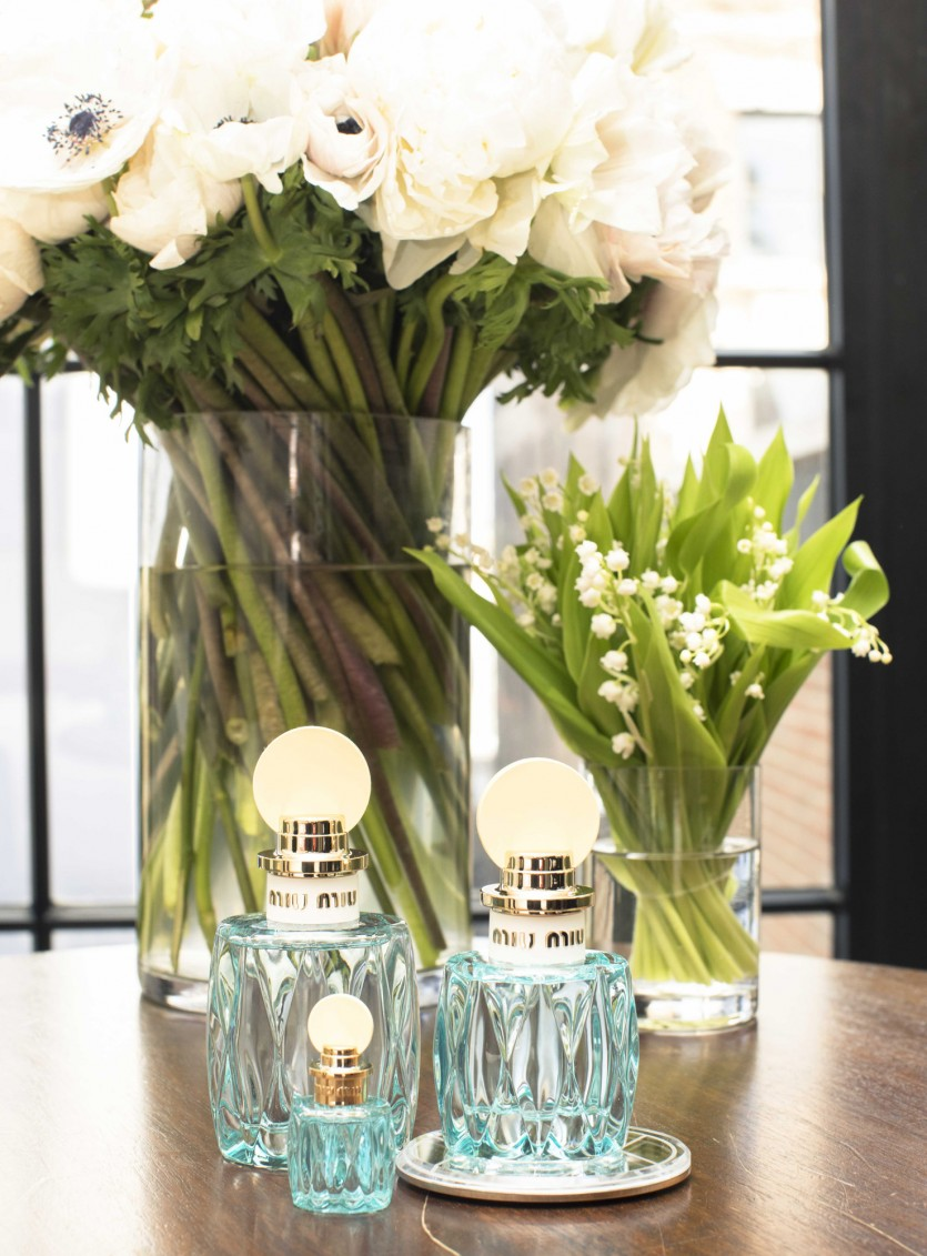 Stacy Martin S Miu Miu Perfume And New Films Coveteur