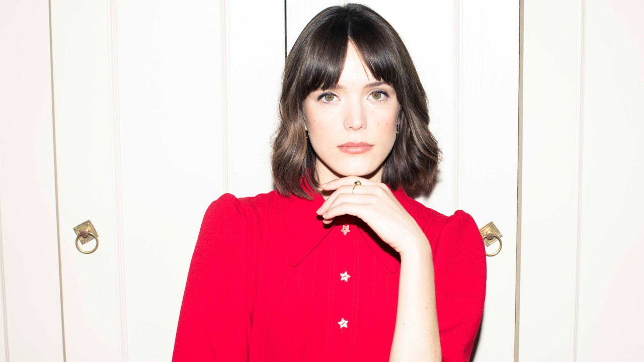 Stacy Martin is Miu Miu
