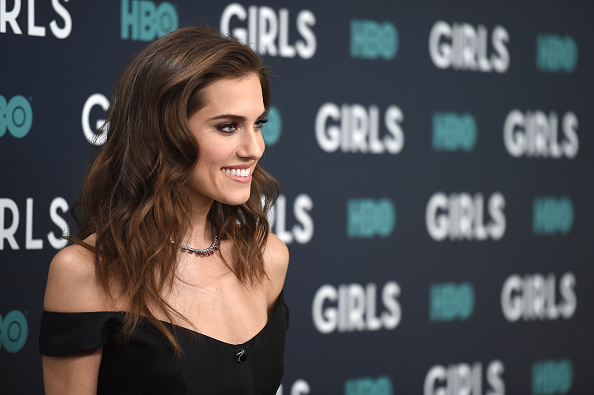 <em>Girls</em> Star Allison Williams Went Platinum