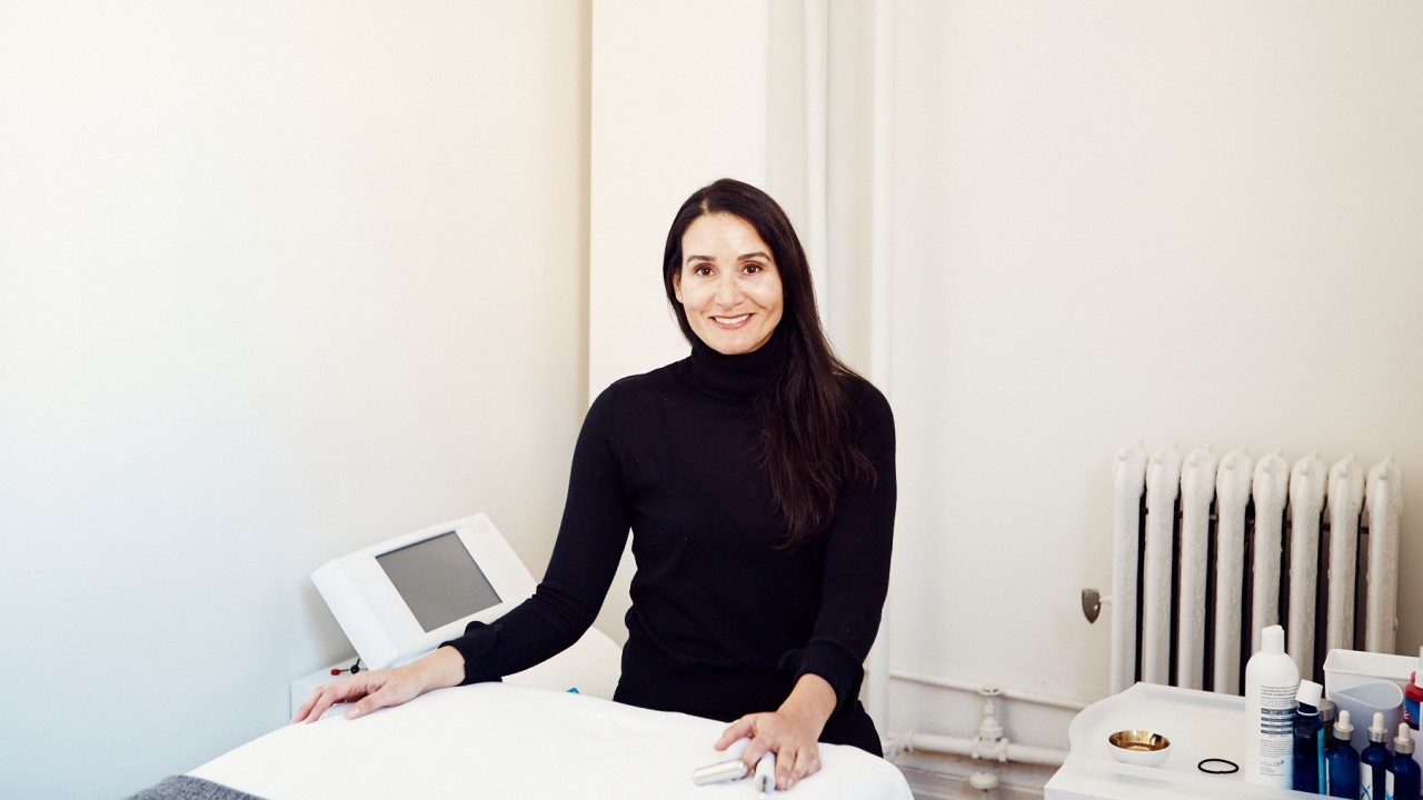 Inside SB Skin with the Facialist Every Fashion Influencer