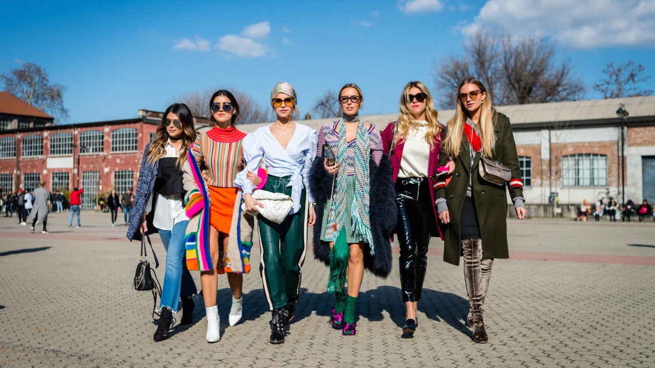 Milan Street Style Is Bonkers