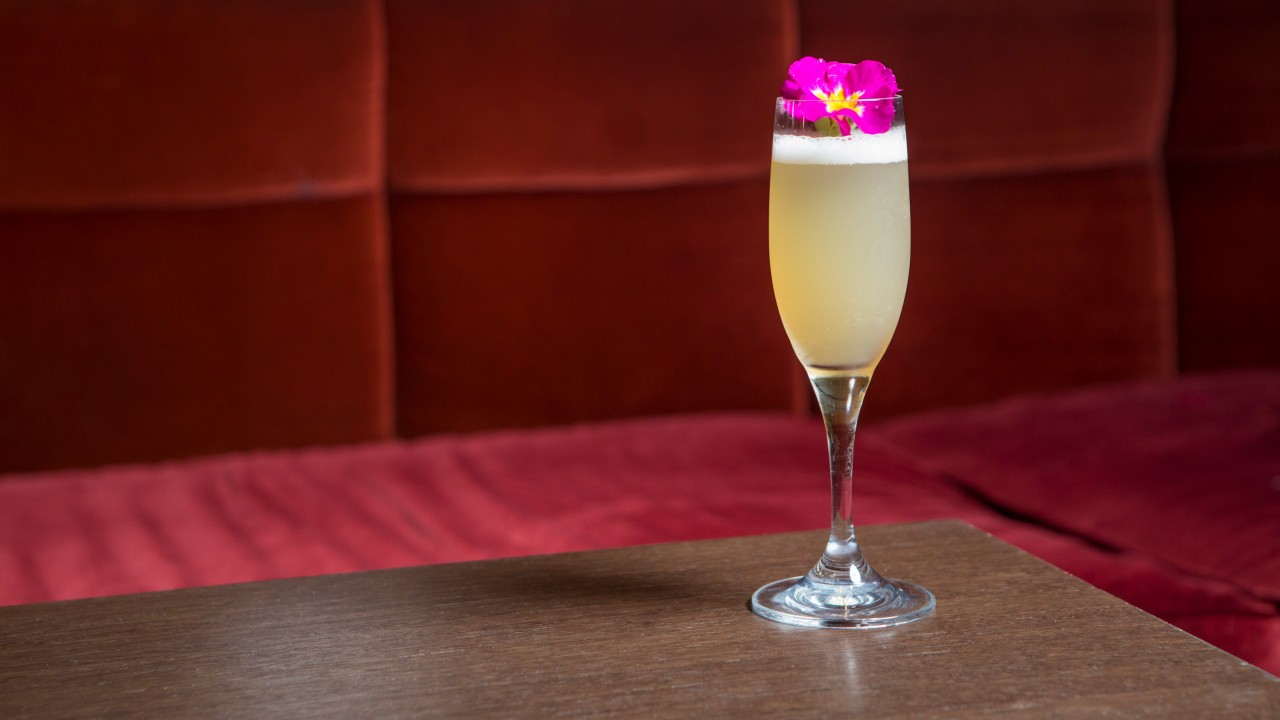 Drink This Fancy Champagne Cocktail to Pregame for the Oscars