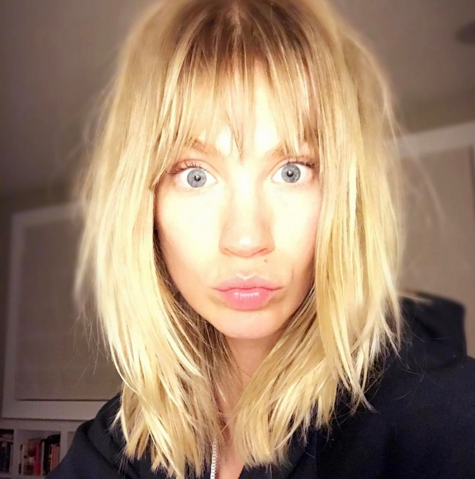 These Celebrity Haircuts Prove The Shaggy Lob Is The It Style Of