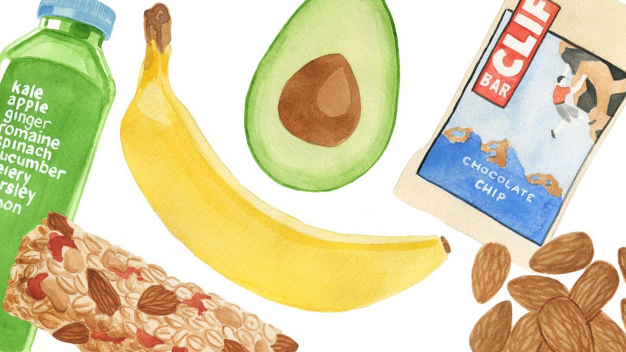 Healthy To-Go Snacks You Can Stash in Your Bag