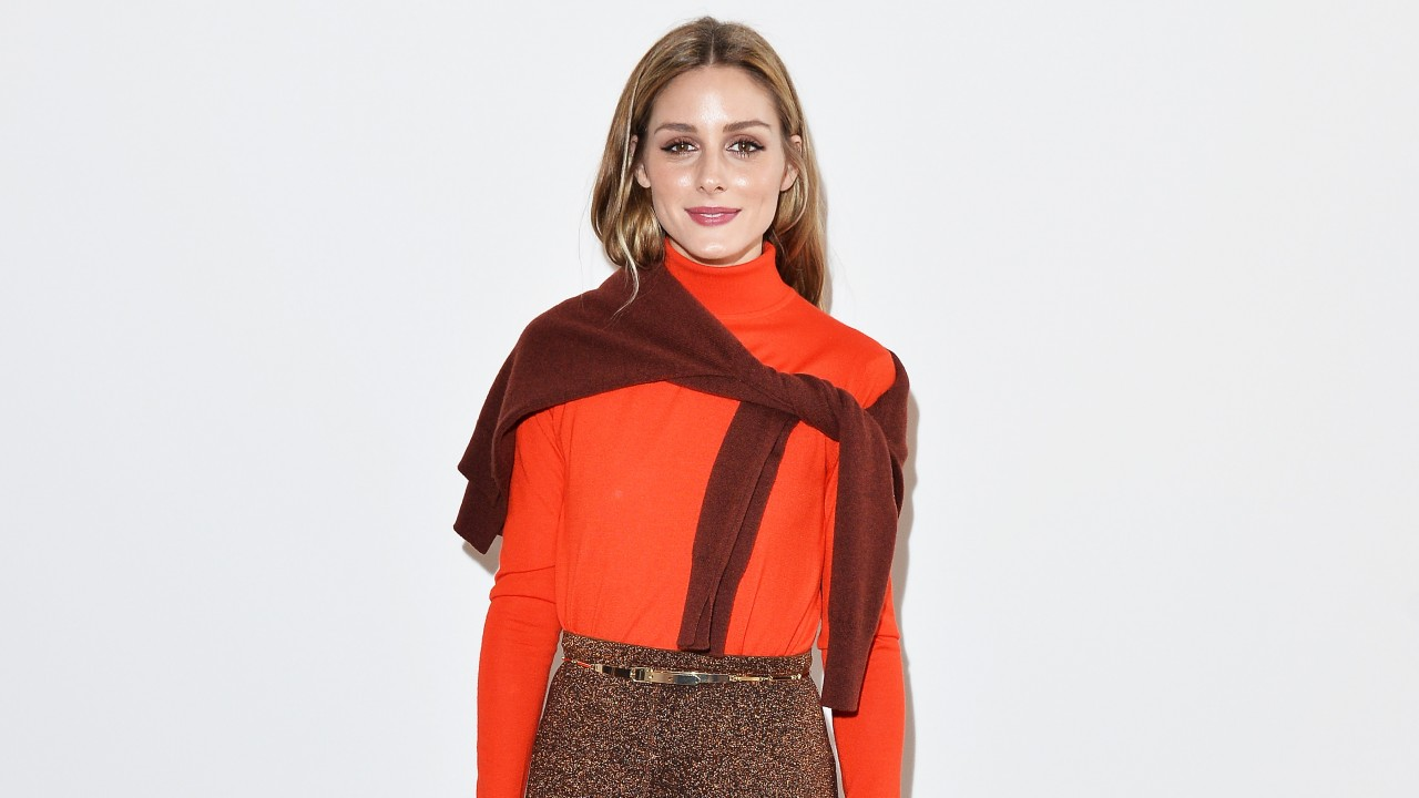 Olivia Palermo Just Gave This Old School Styling Trick a Very Modern Twist