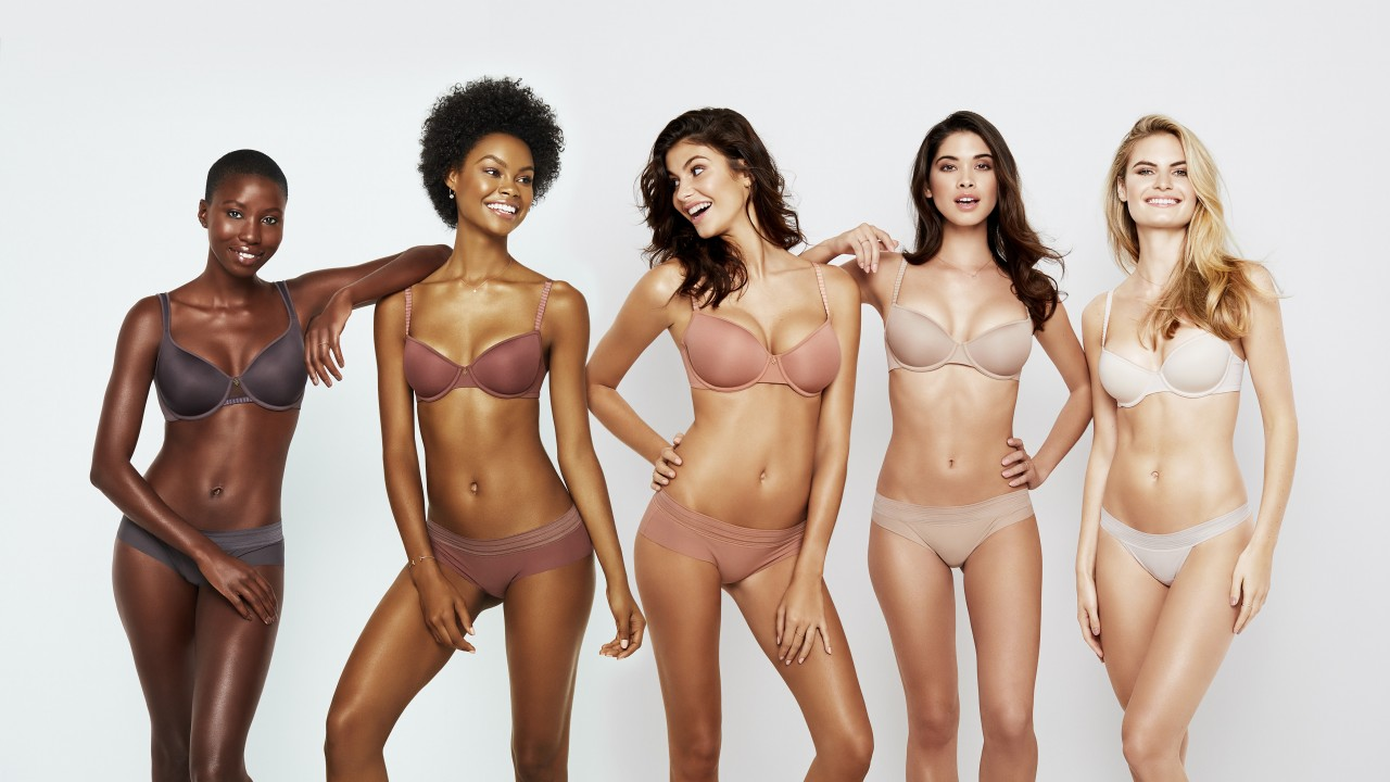 """Finding the Perfect """"Nude"""" Bra Just Got Easier"""