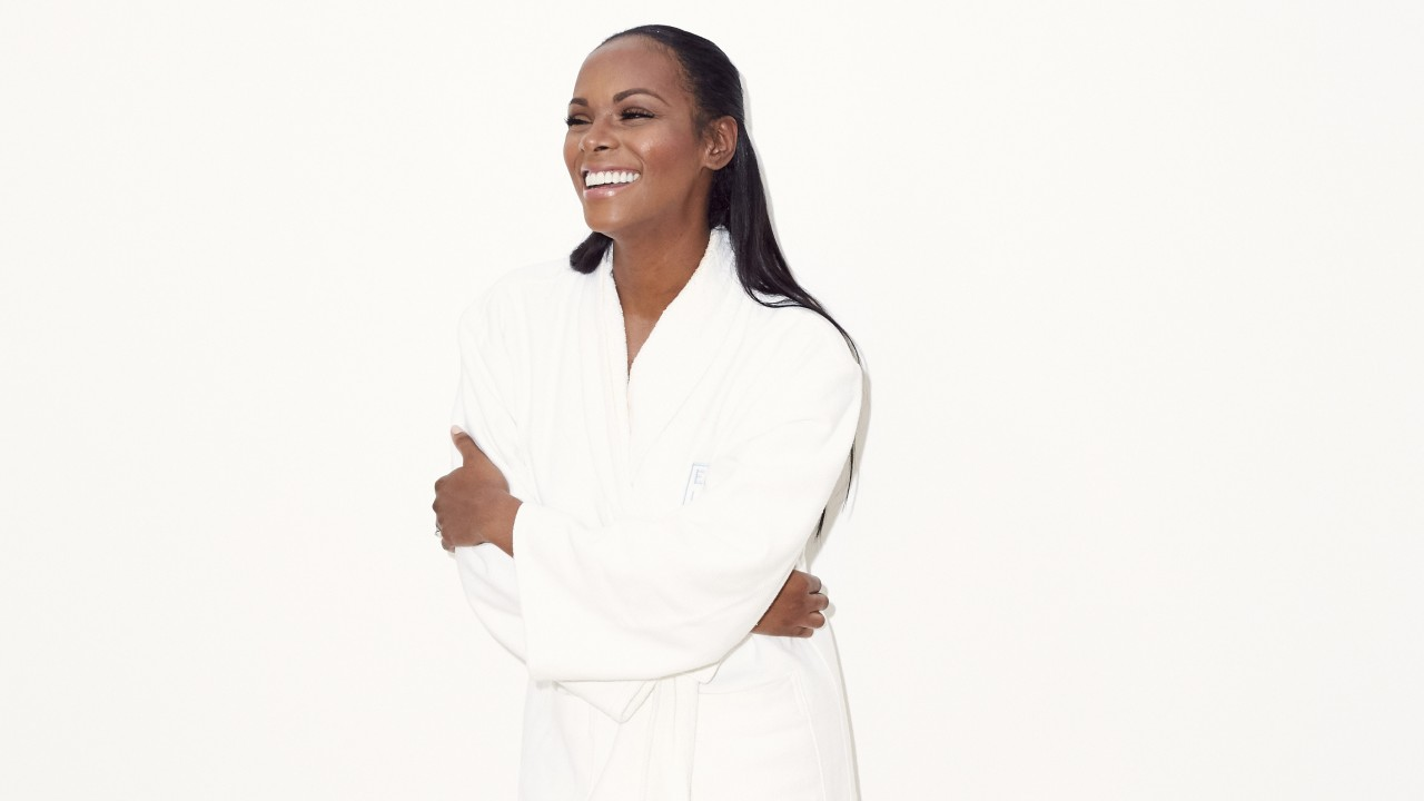 "Tika Sumpter's Message to New Moms About ""Snapping Back"" Deserves a Round of Applause"