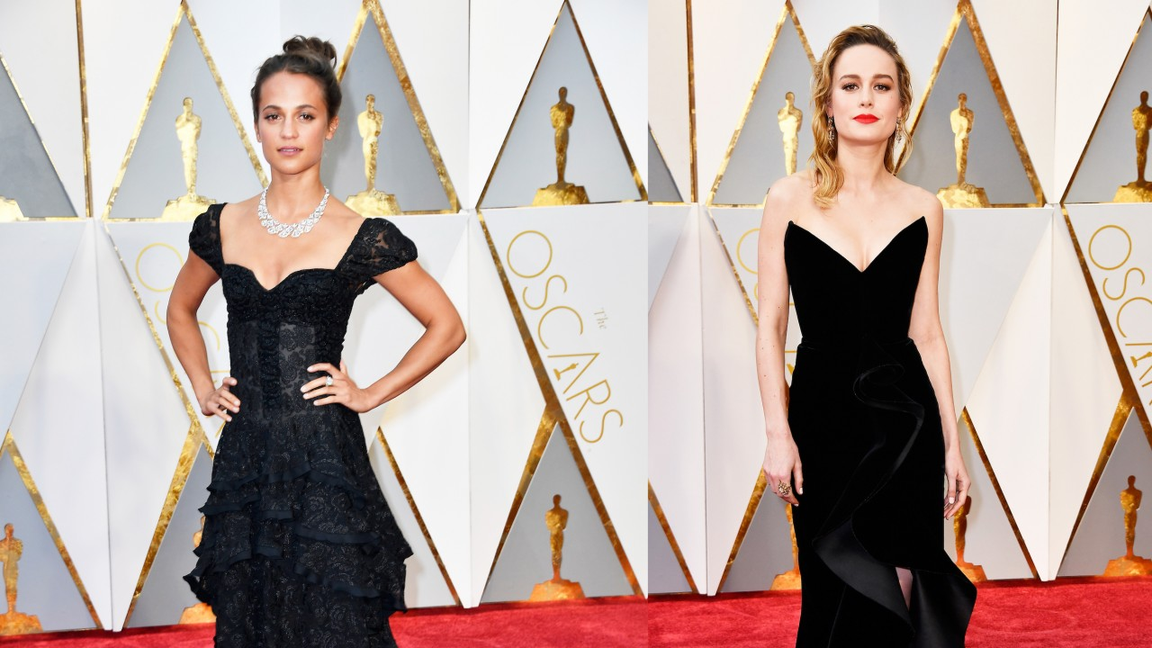 Is It Just Us Or Are These Stars Wearing the Same Dress at the Oscars?