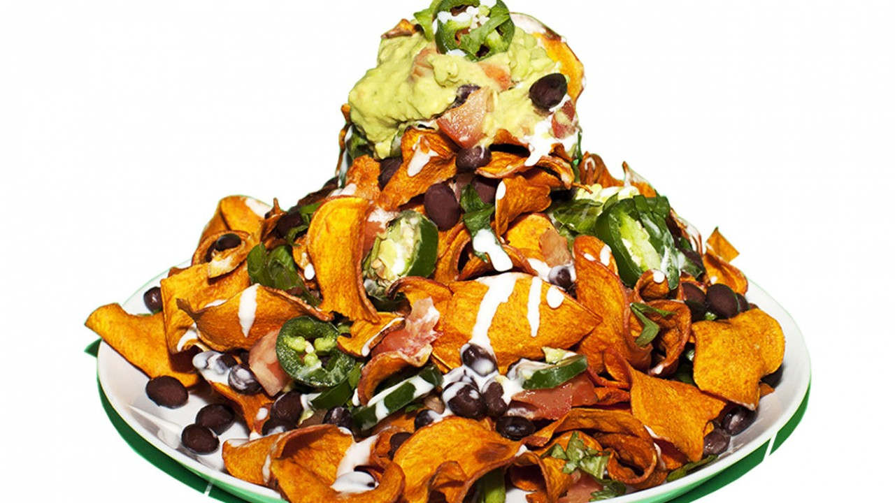 Super Food Nachos That Are Surprisingly Healthy